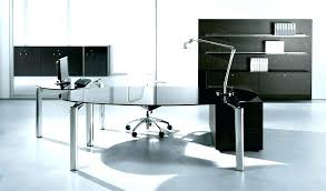 desks computer in glass desk modern office desks home tables prepare table with p computer in