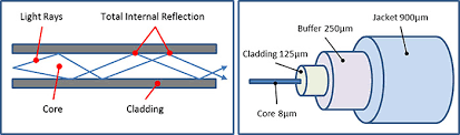 its eprimer module 9 fiber optic cable diagram please see the extended text description below
