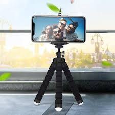 <b>Flexible Octopus</b> Tripod <b>Bracket</b> Selfie Expanding <b>Stand Mount</b> ...