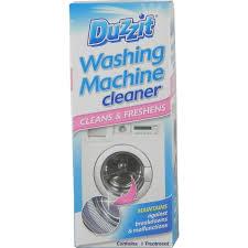 How To Clean Washing Machine Drain Duzzit Washing Machine Cleaner 250ml Amazoncouk Kitchen Home