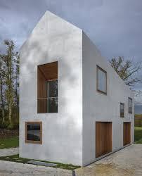 Satteldach Aus Beton Villa In Genf Architecture Satteldach
