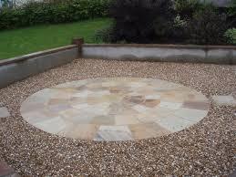 Small Picture Stone circles Yellow Granite stone circles Pink sandstone circles
