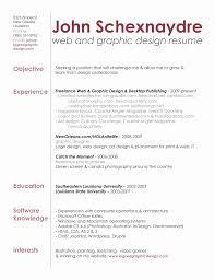 Freelance Designer Resume Inspirational Freelance Graphic Designer