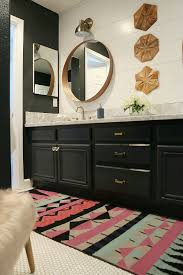 broadway by behr the cabinet and wall color are broadway by behr and the bathroom