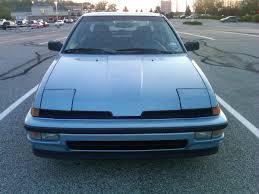 Curbside Classic: 1989 Acura Integra LS – A Hot Hatch For The ...