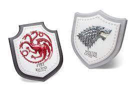 Game Of Thrones Stark House Crest Wooden Plaque of Thrones Wall Plaque 16