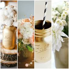 Table Decorations Using Mason Jars Inspirational Wedding Table Decorations Using Mason Jars 72