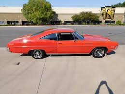 For sale in our Atlanta, Georgia showroom is a Red 1967 Pontiac ...