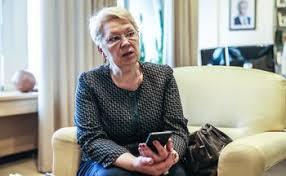 Стоит ждать громких разоблачений Глава Минобрнауки РФ Ольга   проверить диссертации своих замов на плагиат 754919180160980 jpg
