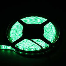 Green Led Light Strips Fascinating LED Light Strips Flexible SMD 60 Green 60 Meters Per Unit