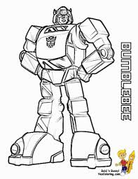 Small Picture Robot Bumble Bee Coloring PagesBumblePrintable Coloring Pages