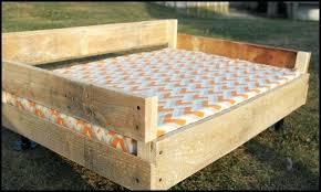 diy dog bed pallet dog bed diy dog ramp for high bed diy dog bed