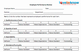 Word Forms Templates Best Of Employee Evaluation Form Template Word