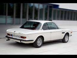 Coupe Series 1970 bmw coupe : 1973 BMW 3.0 CSI - Rear And Side Speed - 1280x960 - Wallpaper