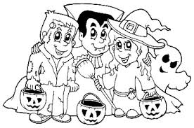 Small Picture 45 Preschool Coloring Pages Halloween Uncategorized printable