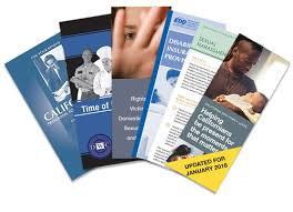 Pamphlet And Brochure Pamphlet Leaflet Flyer