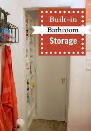Bathroom Storage : Bathroom Wall Cabinet Ideas Metal Bathroom ...