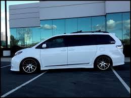 Vossen Transformation Wheel Thread - Toyota Sienna Forum ...