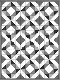 Pin by Nicolle O on HST Quilts | Half square triangle quilts pattern, Half  square triangle quilts, Triangle quilt pattern