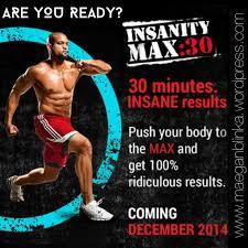 60 Day Fitness Challenge Insanity Max 30 Maegan Blinka