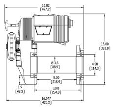 warn 8274 wiring diagram wiring diagram and schematic design heavy duty solenoid 12vdc dc88 499pl winch solenoid switch wiring diagram