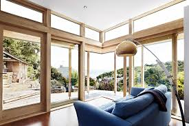 Contemporary Oak Frame Extension with Floor-to-Ceiling Glazing - Build It
