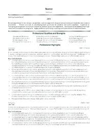 Professional Business Resume Template Why This Is An Excellent ...