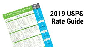 Stamp Price Chart Usps Rate Guide Gowithneopost