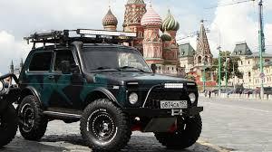 Like the roof rack | Lada Niva Ideas | Автомобиль, Тюнинг ...