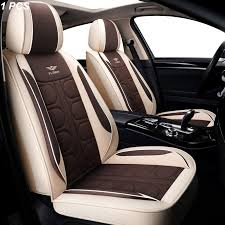 black red car seat cover for volvo s80