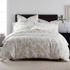 the company chesterfield 400 thread count sateen multi king duvet cover
