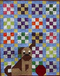Dog Quilt Patterns Delectable Quilt Patterns With Dogs Cafca Info For