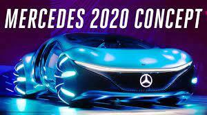 Mercedes ces showcar is an avatar inspired look at an autonomous. Mercedes Benz Avatar Car First Look Youtube