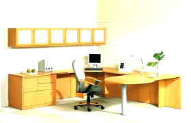 Office desk solutions Workstation Home Office Desk And Storage Solutions With Shelves Des Office Shelves Desk Office Desk With Storage Ideas Cool Computer Desks Home Large Size