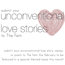 themed issue unconventional love stories the fem