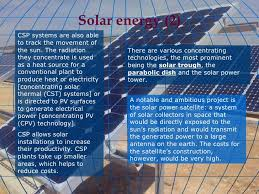 renewable energy sources solar