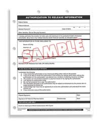 Hipaa Authorization Form Mesmerizing HIPAA Authorization To Release Information Form SuperPrintMan