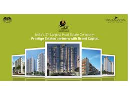 Real Estate Ad Indias 2nd Largest Real Estate Company Partners With Brand