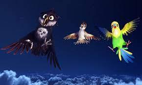 Xem Phim Vẹt cò phiêu lưu ký - A Storks Journey Full Online (2017) HD  Vietsub, Trọn Bộ Thuyết Minh
