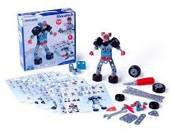 <b>Развивающий</b> строительный <b>набор</b> Роботы машинки (106 ...