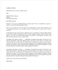 Sample Formal Request Letter - 8+ Documents in PDF, Word