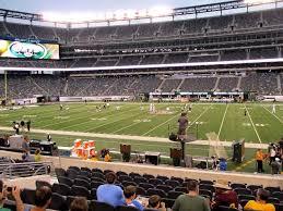 New York Jets Lower Prime Jetsseatingchart Com