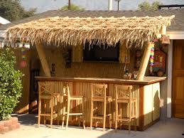 Impressive Home Pool Tiki Bar Our Backyard Pinterest To Creativity Ideas