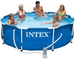 <b>Каркасные бассейны Intex</b> - каталог цен, где купить в интернет ...