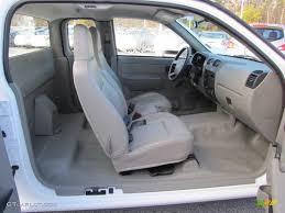 Light Cashmere Interior 2006 Chevrolet Colorado Extended Cab Photo ...