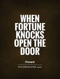 Open Door Quotes Stunning 48 Open Doors Quotes QuotePrism