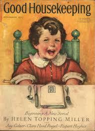 Good Housekeeping Advertising Good Housekeeping November 1935 Magazine Covers Vintage
