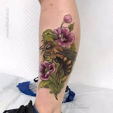значение татуировки пчела обозначение тату пчела что значит