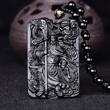 general guan yu pendant necklace the