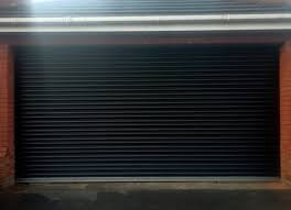 roller garage doors the motor safety brake and runners used were commercial grade components for long trouble free service life and the door was